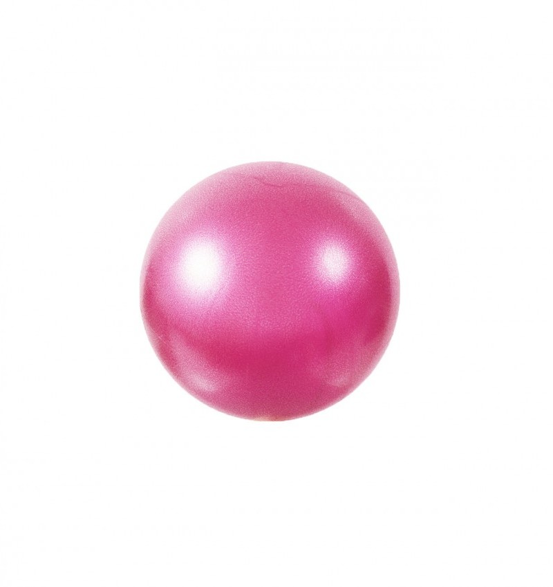Mini Pilates Topu 25 cm Pembe