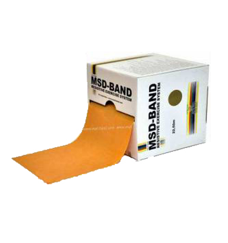 MSD Theraband Gold (metre)