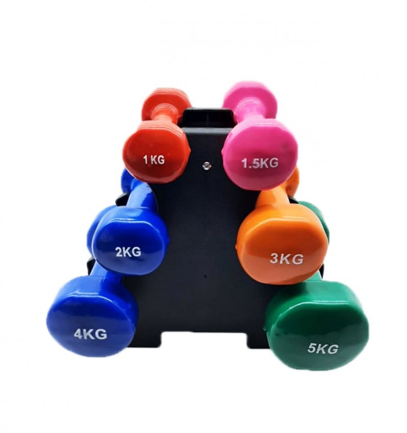 Vinil Dumbell Set 2